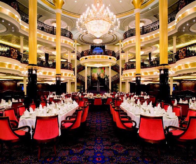 Opus dining room