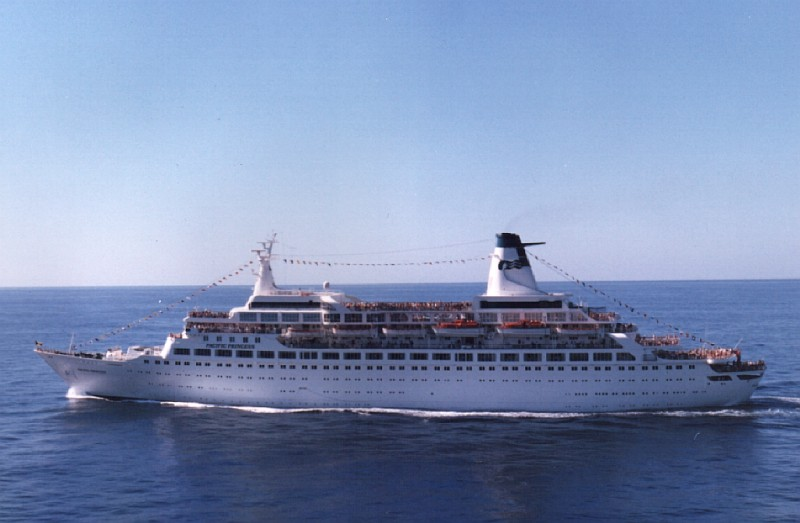Cruise With Lori Princess Cruises Shipswhere Are They Now - Where is the sea princess cruise ship now