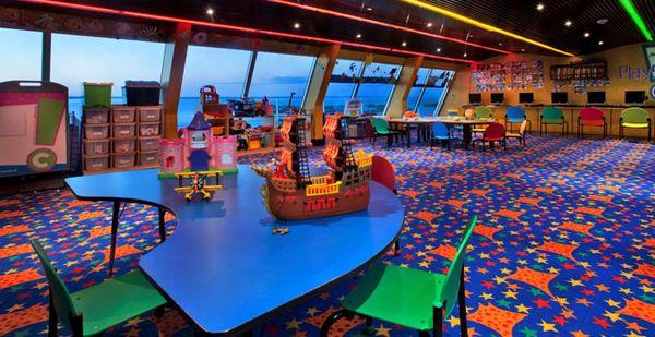 Carnival Cruise Lines Children's Program